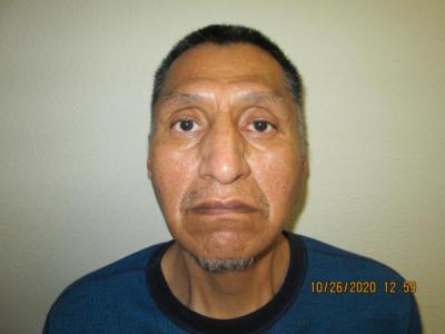 Darwin Niel Kinzhuma a registered Sex Offender of New Mexico