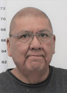 Gilbert Lee Mexican a registered Sex Offender of New Mexico