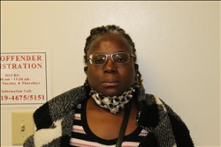 Yakabuua Antaana Ancrum a registered Sex Offender of South Carolina