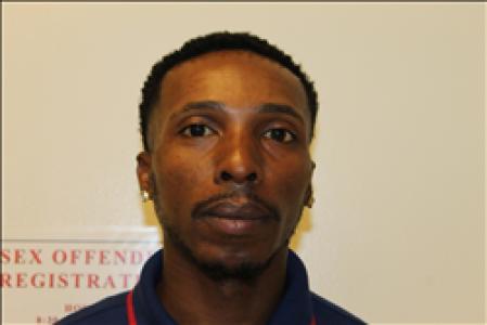 Antonio Deangelo Oliver a registered Sex Offender of South Carolina