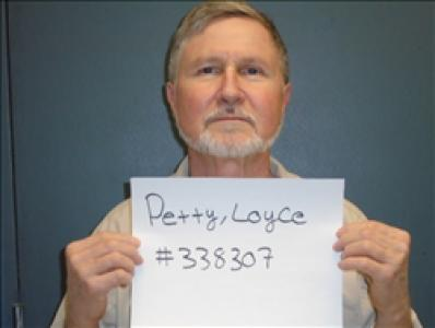 Loyce Leon Petty a registered Sex Offender of Alabama