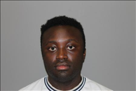 Kiante Devon Hall a registered Sex Offender of South Carolina