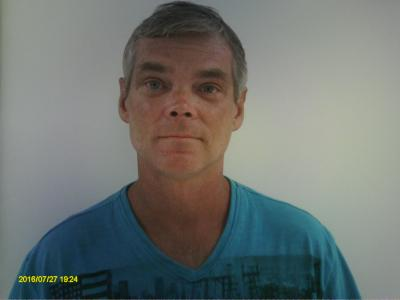 Billy Gene Buxton II a registered Sex or Violent Offender of Oklahoma