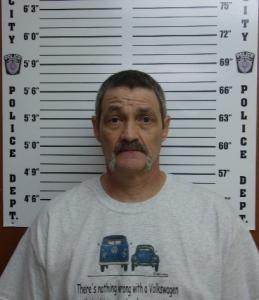 Ronald Lee Clark a registered Sex or Violent Offender of Oklahoma