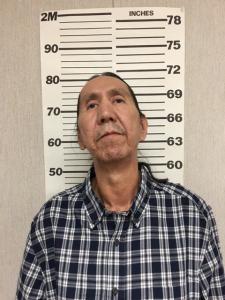 Alden Dee Yelloweagle a registered Sex or Violent Offender of Oklahoma
