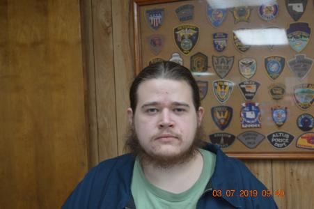 Ciaran Conaire Freeze a registered Sex or Violent Offender of Oklahoma