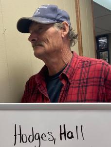 Hall David Hodges a registered Sex or Violent Offender of Oklahoma