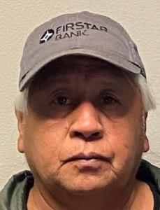 Donald Lee Blackbird a registered Sex or Violent Offender of Oklahoma