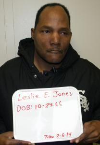 Leslie Eugene Jones a registered Sex or Violent Offender of Oklahoma