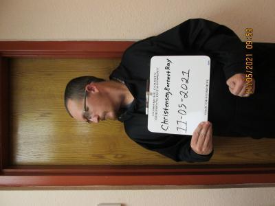 Earnest Ray Christensen a registered Sex or Violent Offender of Oklahoma