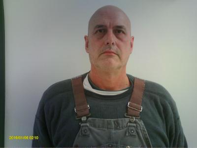 Michael Karl Sparks a registered Sex or Violent Offender of Oklahoma