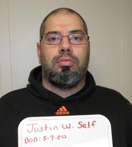 Justin W Self a registered Sex or Violent Offender of Oklahoma