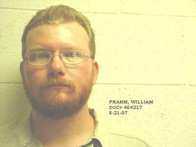 William Vanderver Prahm a registered Sex or Violent Offender of Oklahoma