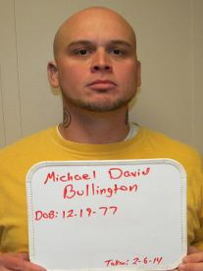 Michael D Bullington a registered Sex or Violent Offender of Oklahoma