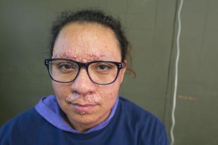 Tamara Rashae Nichols a registered Sex or Violent Offender of Oklahoma