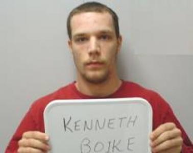 Kenneth Dwayne Boike a registered Sex or Violent Offender of Oklahoma