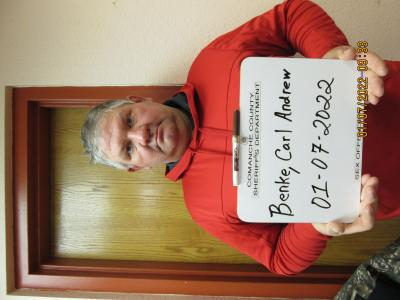 Carl A Benke a registered Sex or Violent Offender of Oklahoma