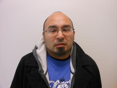 Brian James Blackbear a registered Sex or Violent Offender of Oklahoma