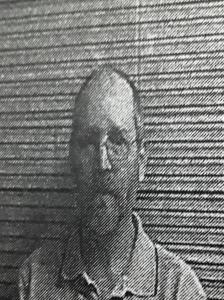 Michael Sean Walker a registered Sex or Violent Offender of Oklahoma