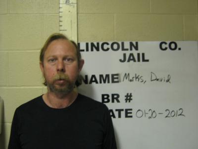 David Blaine Marks a registered Sex or Violent Offender of Oklahoma