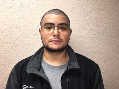 Domingo Isaac Hernandez a registered Sex or Violent Offender of Oklahoma