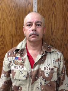 James M Phillips a registered Sex or Violent Offender of Oklahoma