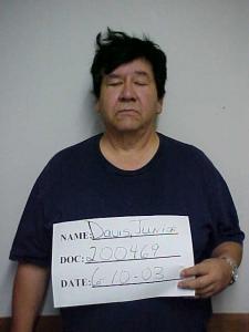 Junior Lee Davis a registered Sex or Violent Offender of Oklahoma