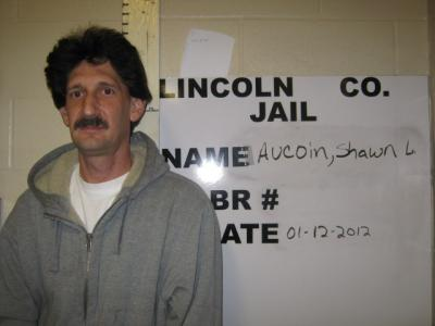 Shawn Lee Aucoin a registered Sex or Violent Offender of Oklahoma