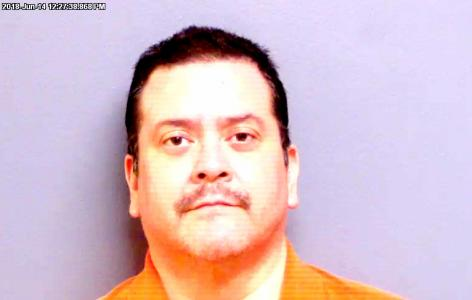 Alfred Jason Corona a registered Sex or Violent Offender of Oklahoma