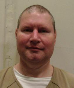 Ray Christopher Rushing a registered Sex or Violent Offender of Oklahoma