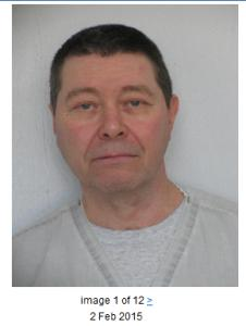 Richard Andrew Wiseman a registered Sex or Violent Offender of Oklahoma