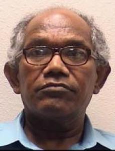 Vikerant Narayan a registered Sex Offender of Colorado