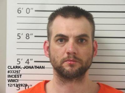 Jonathan David Clark a registered Sex Offender of Wyoming