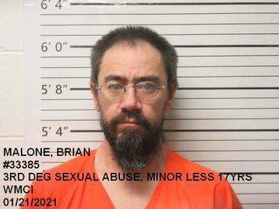 Brian Malone a registered Sex Offender of Wyoming
