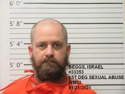Israel Beggs a registered Sex Offender of Wyoming