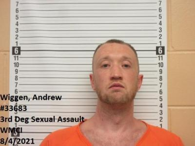 Andrew Greg Wiggen a registered Sex Offender of Wyoming