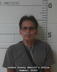 Ernest Aloise Martinez a registered Sex Offender of Wyoming