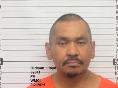 Lloyd Joseph Oldman a registered Sex Offender of Wyoming