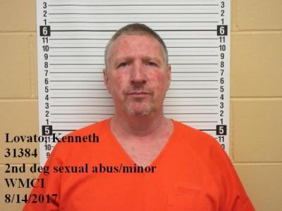 Kenneth Matthew Lovato a registered Sex Offender of Wyoming