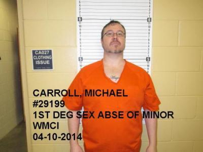 Michael Scott Carroll a registered Sex Offender of Wyoming
