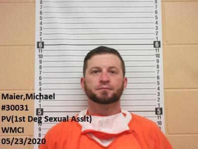 Miachel Gilbert Maier a registered Sex Offender of Wyoming