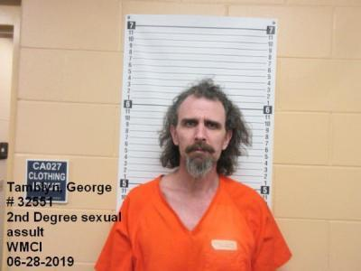 George Everette Tamblyn a registered Sex Offender of Wyoming