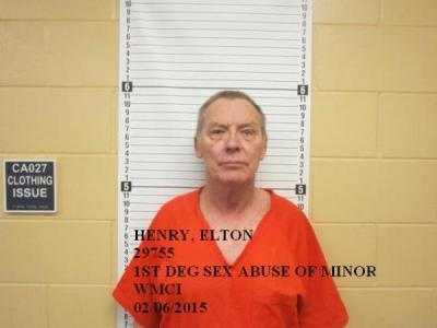 Elton Boyd Henry a registered Sex Offender of Wyoming