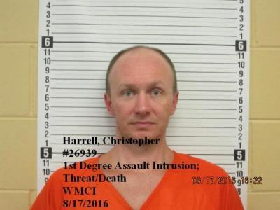 Christopher D Harrell a registered Sex Offender of Wyoming
