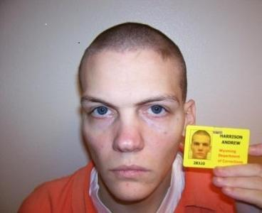 Andrew Franklin Harrison a registered Sex Offender of Wyoming