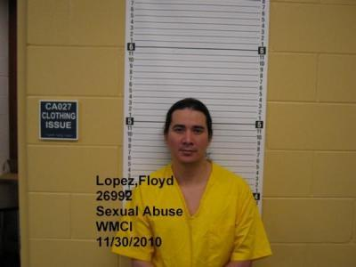 Floyd Odiss Lopez a registered Sex Offender of Wyoming