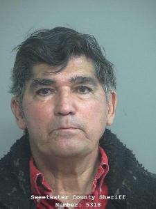 Ernest Albert Flores a registered Sex Offender of Wyoming