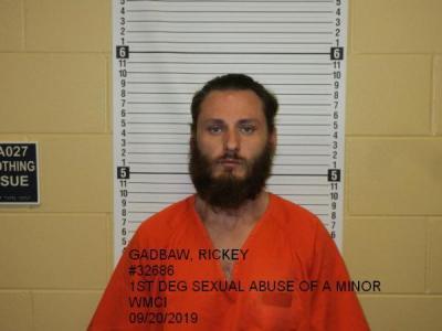 Ricky Joe Gadbaw Jr a registered Sex Offender of Wyoming