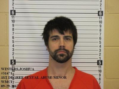 Joshua Ashby Winters a registered Sex Offender of Wyoming
