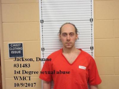 Duane Lester Jackson